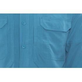 Royal Robbins Expedition Chill Maglietta a maniche lunghe Uomo blu